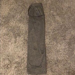 Adidas gray sweat pants